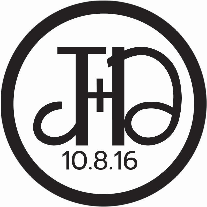 J+D Logo w/ Date